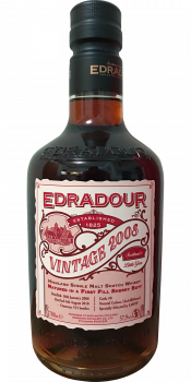 Edradour 2008 Vintage