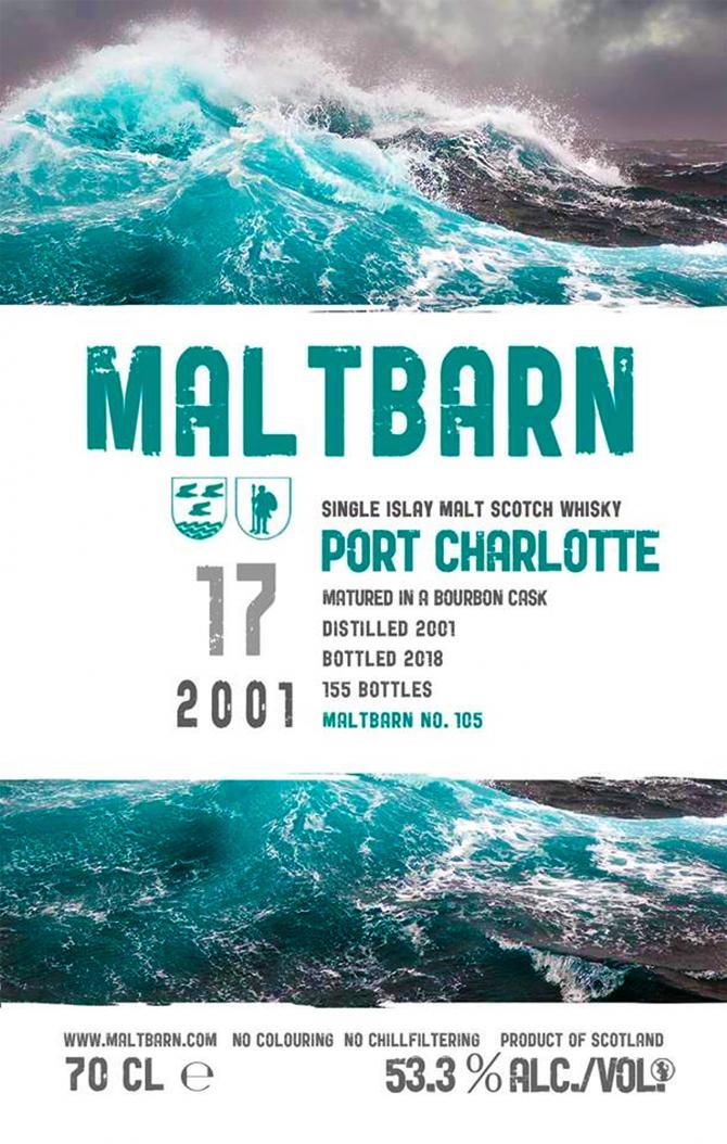 Port Charlotte 2001 MBa