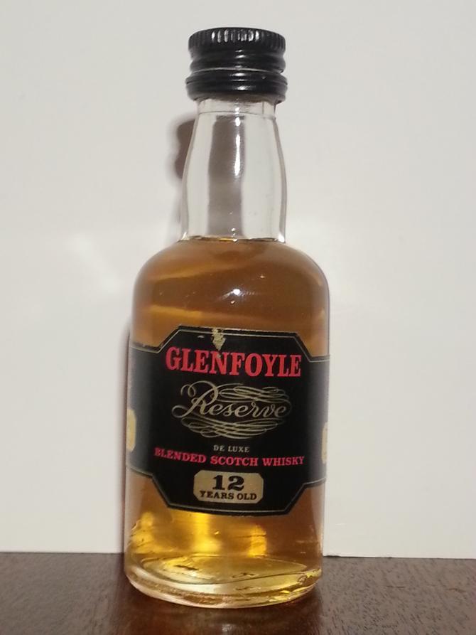 Glenfoyle 12-year-old