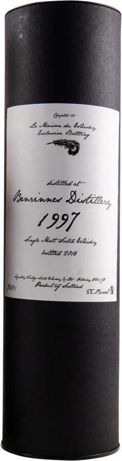 Benrinnes 1997 SV