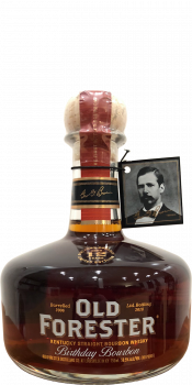 Old Forester 2006 - Birthday Bourbon