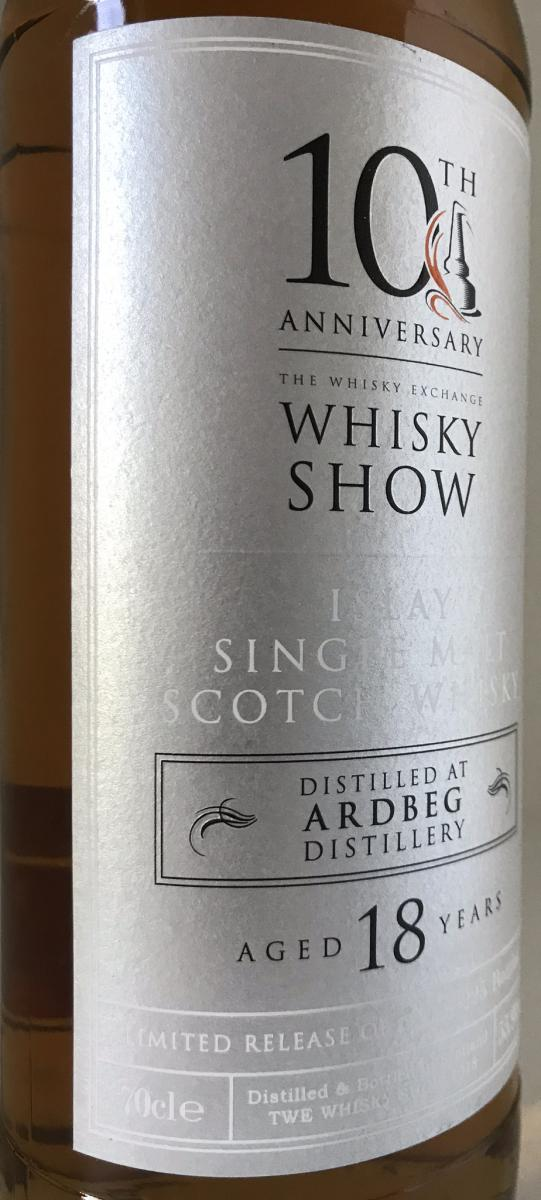 Ardbeg 18-year-old TWEx