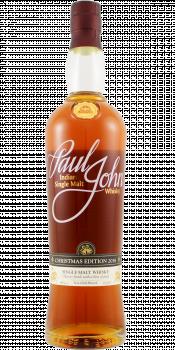 Paul John Christmas Edition 2018