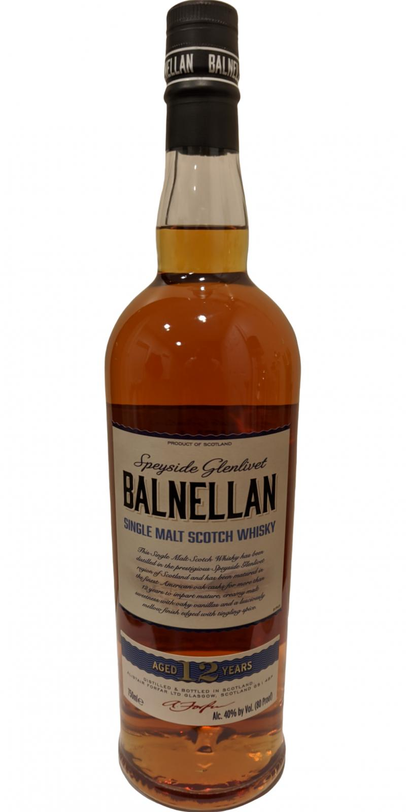 Balnellan 12-year-old