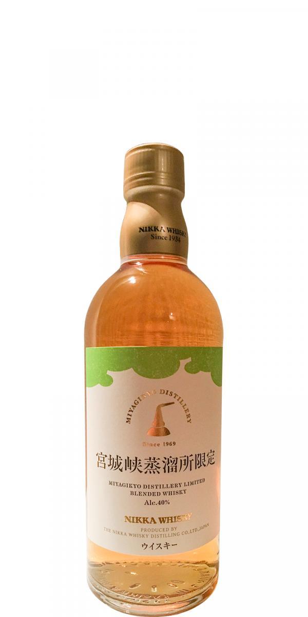 Miyagikyo Distillery Limited Blended Whisky