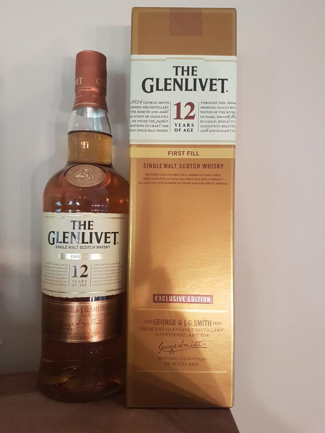 Glenlivet 12-year-old
