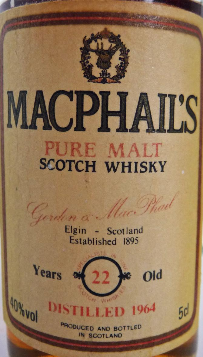 MacPhail's 1964 GM