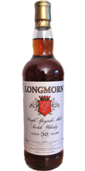 Longmorn 30-year-old GM