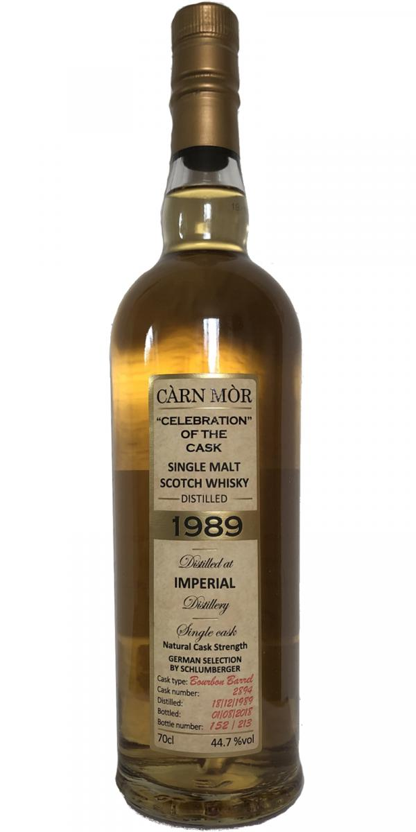 Imperial 1989 MMcK
