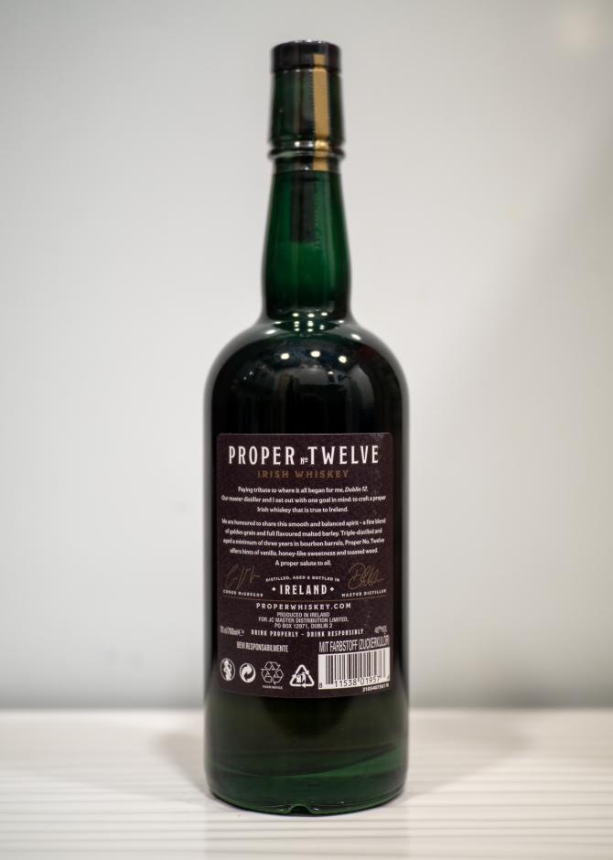 Proper No. Twelve Irish Whiskey