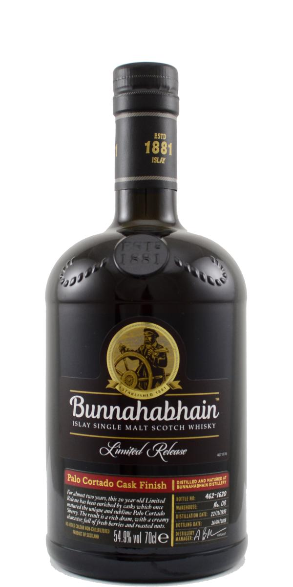 Bunnahabhain 1997