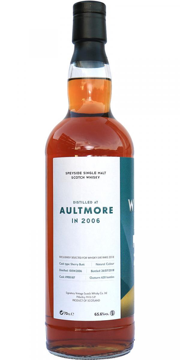 Aultmore 2006 SV
