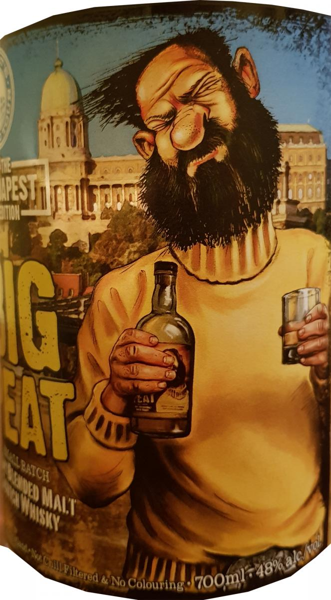 Big Peat The Budapest Edition