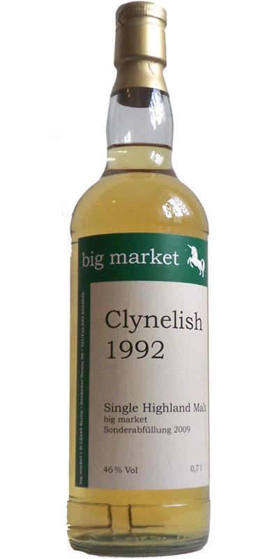 Clynelish 1992 BM