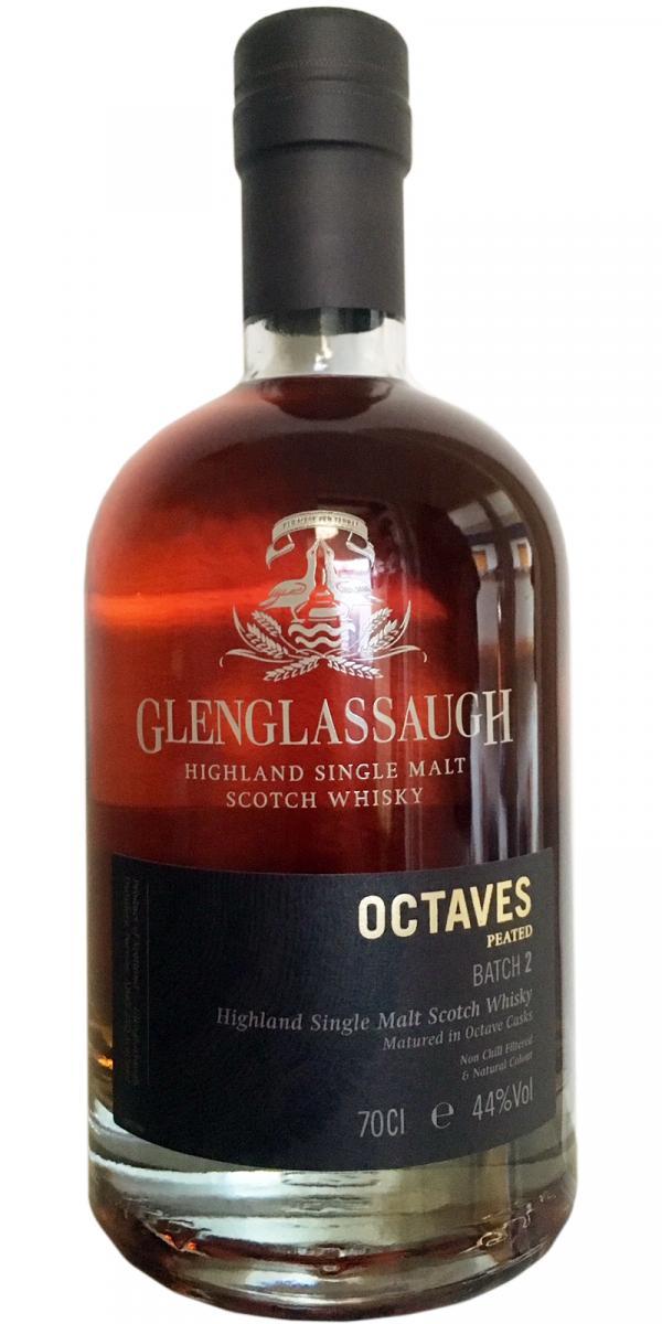 Glenglassaugh Octaves Peated Batch 2