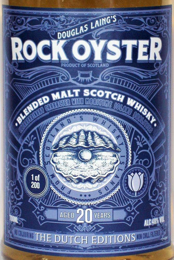 Rock Oyster 20-year-old DL