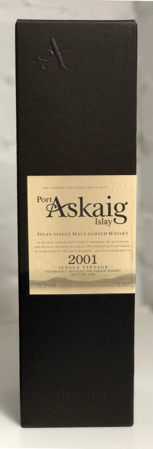 Port Askaig 2001 ElD