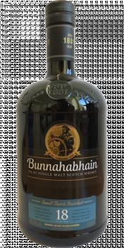 Bunnahabhain 18-year-old