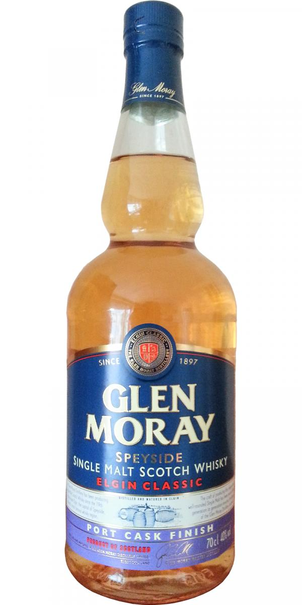 Glen Moray Elgin Classic - Port Cask Finish