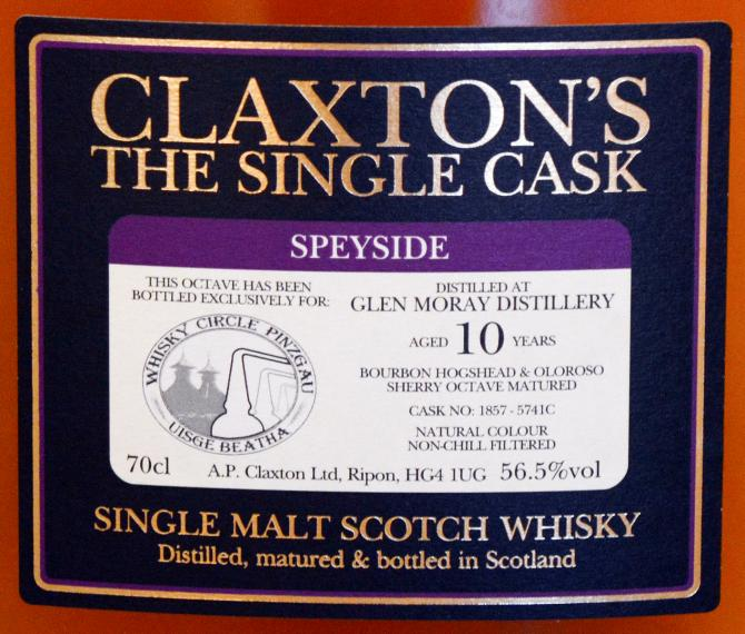 Glen Moray 10-year-old Cl