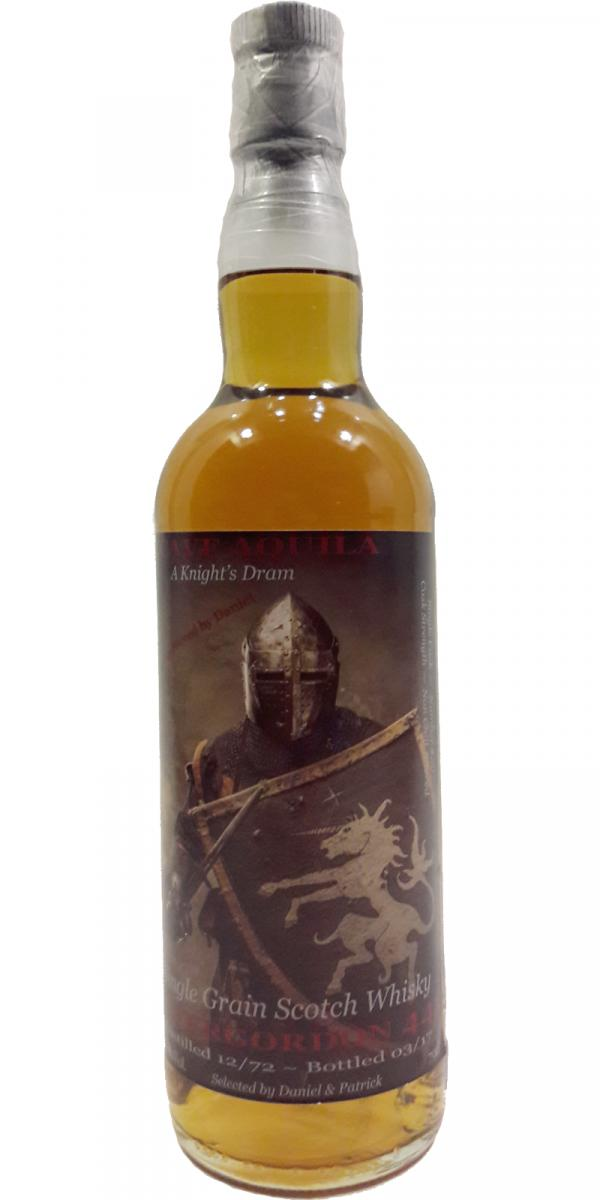 Invergordon A Knight's Dram