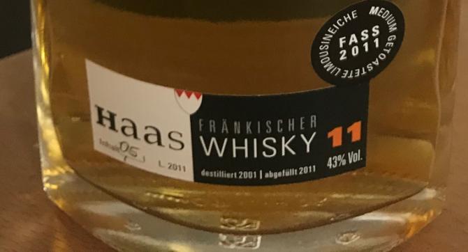 Haas Fränkischer Whisky 11