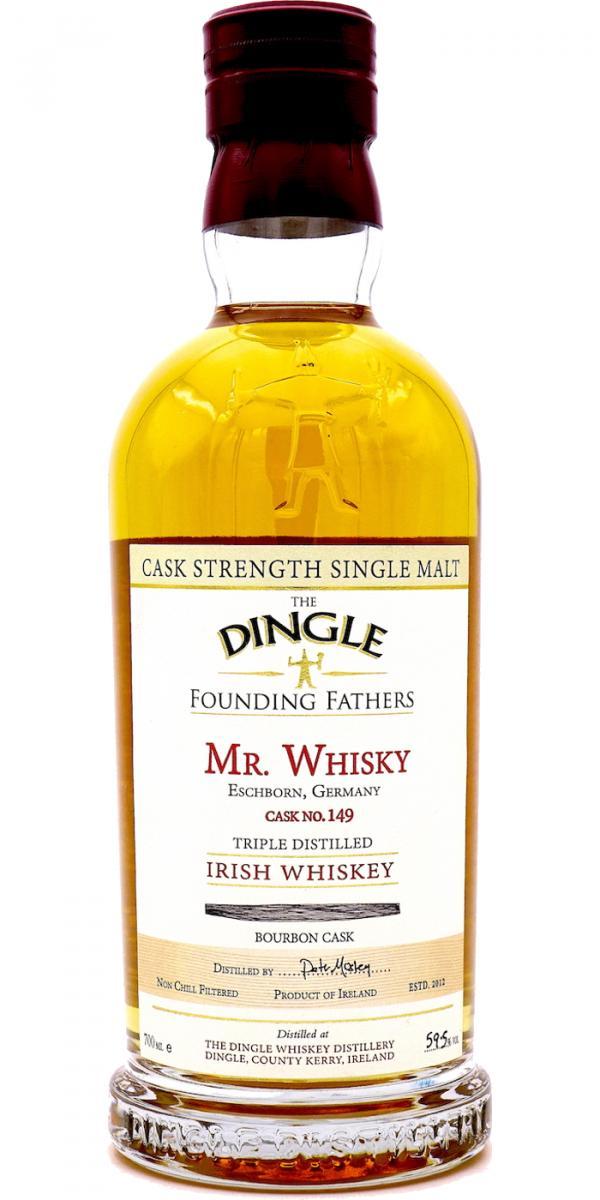 Dingle Mr. Whisky
