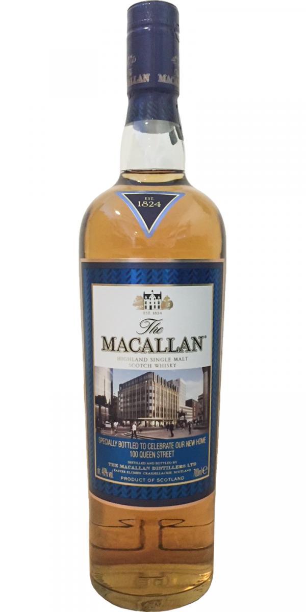 Macallan Edrington New Home Celebratory Bottling