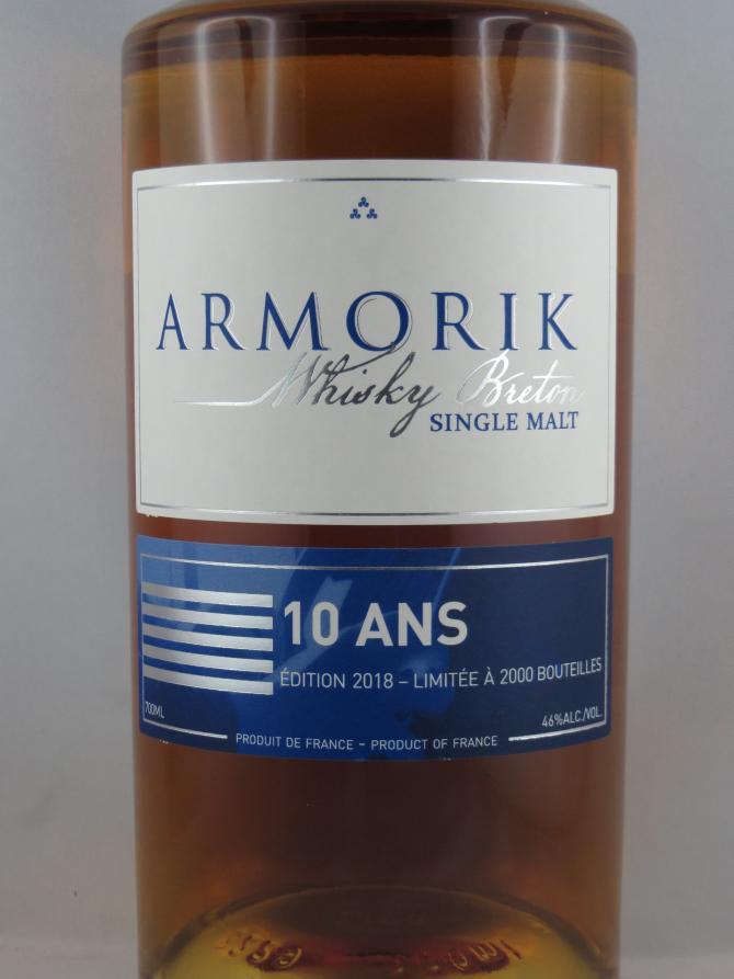 Armorik 10-year-old