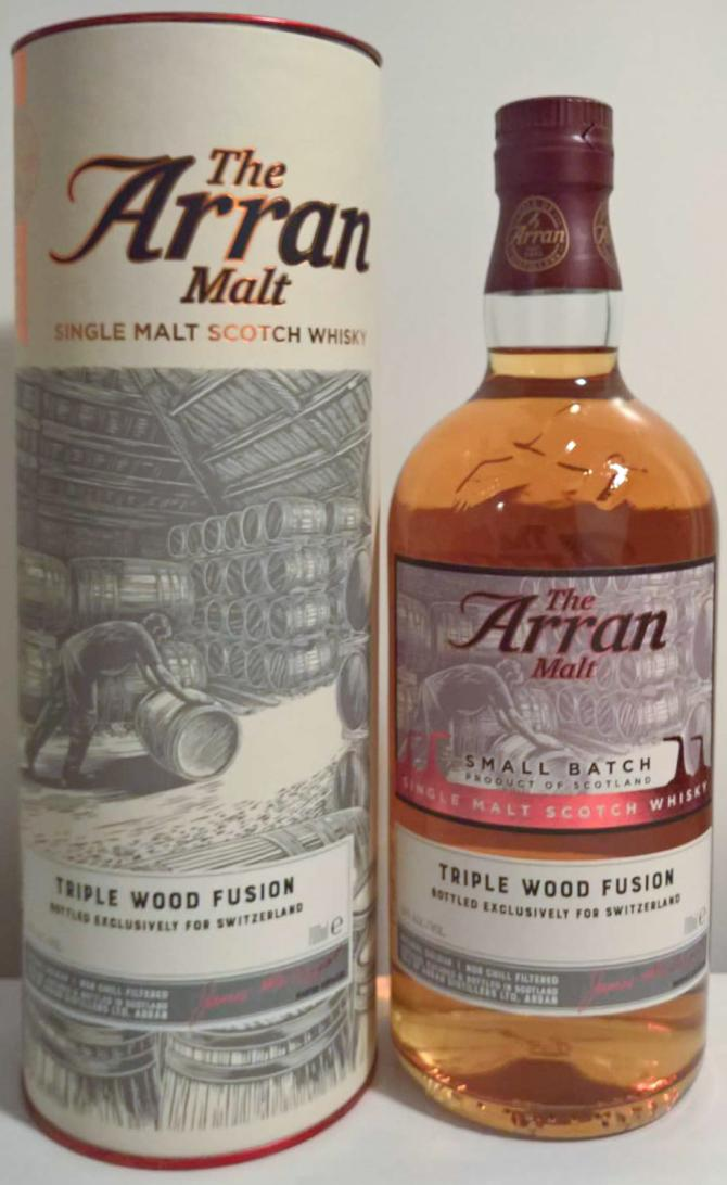 Arran Triple Wood Fusion