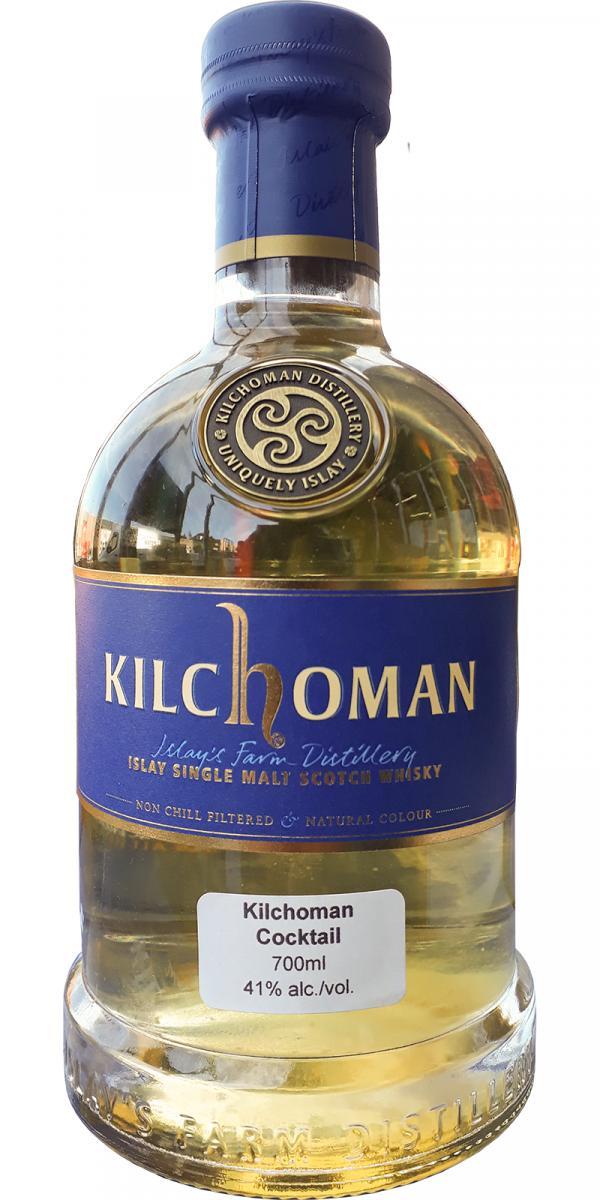 Kilchoman Cocktail for European Tour 2018