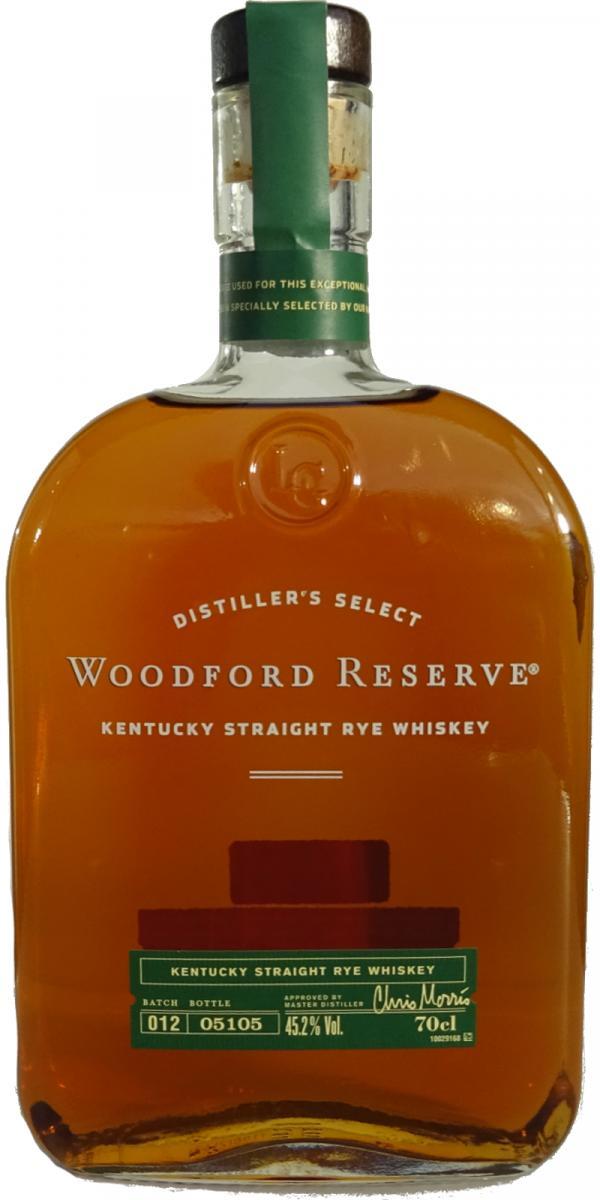 Woodford Reserve Distiller's Select Rye