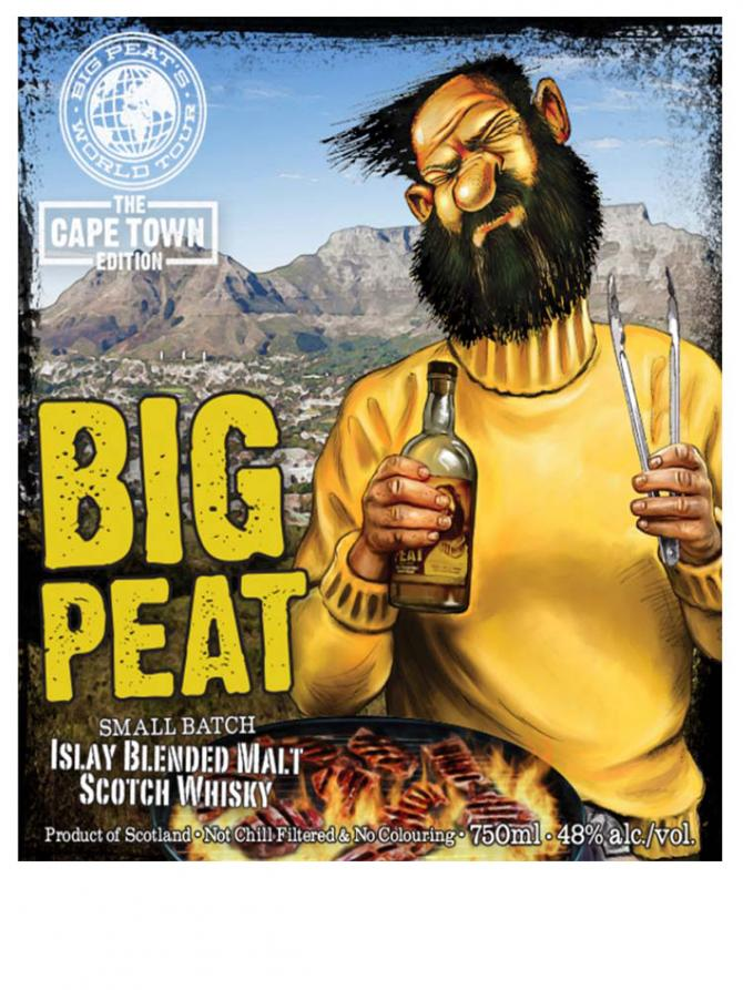 Big Peat The Cape Town Edition DL