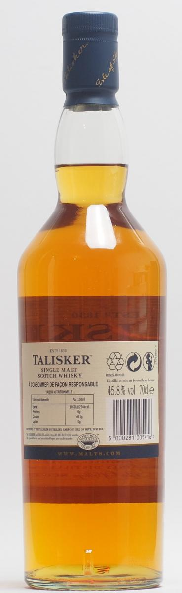 "Talisker 10-year-old - Tin Pack ""Sail"""