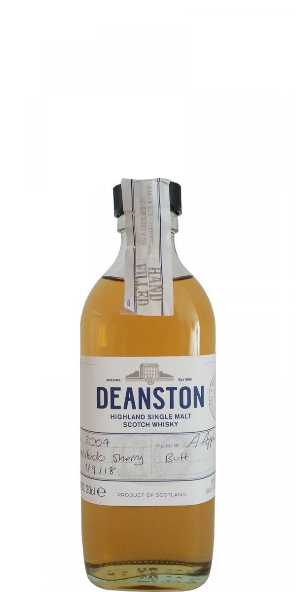 Deanston 2004