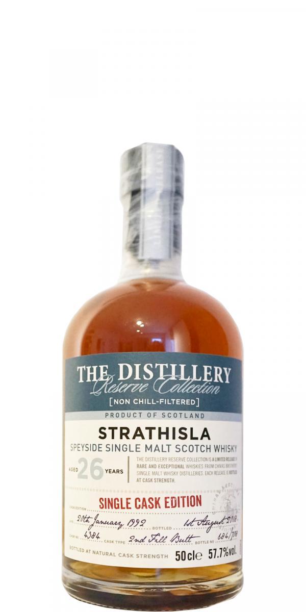 Strathisla 1992