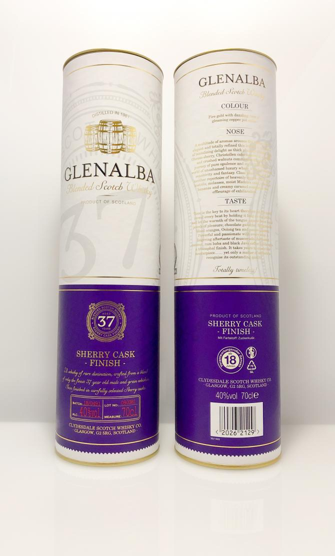 Glenalba 37-year-old Cd