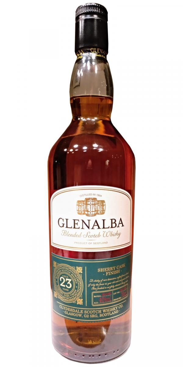 Glenalba 23-year-old Cd