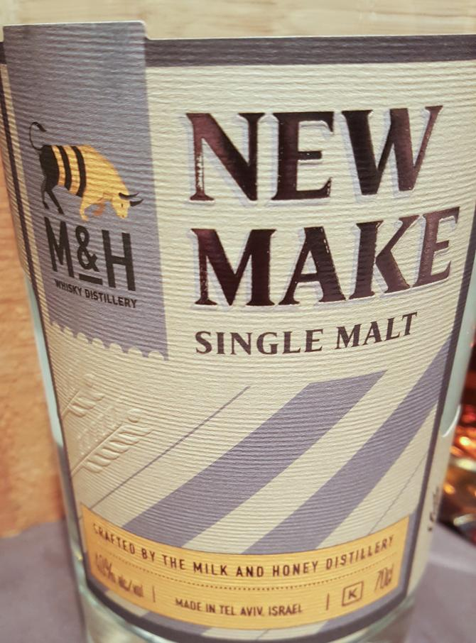 Milk & Honey New Make Single Malt