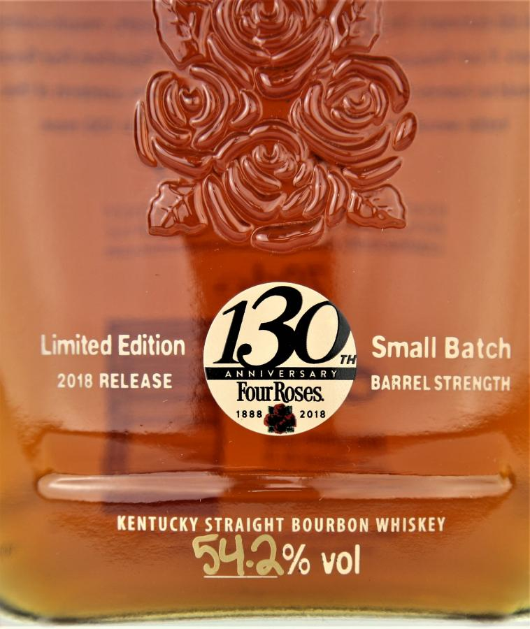 Four Roses 130th Anniversary