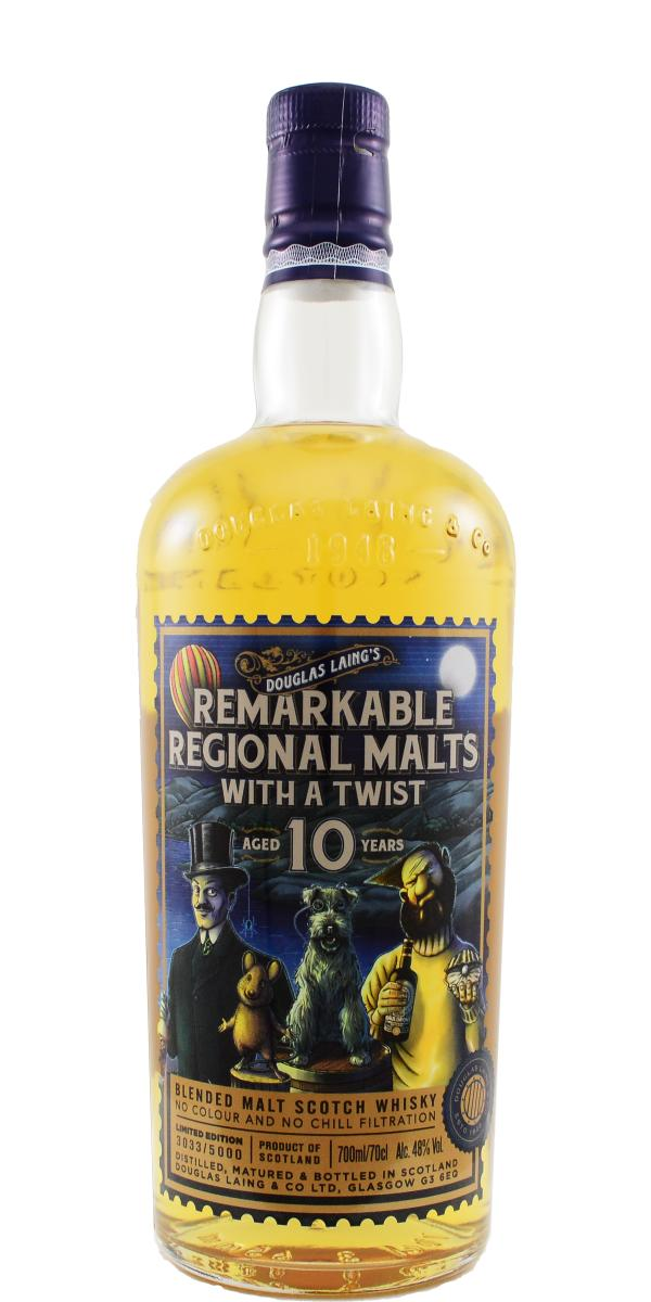 Remarkable Regional Malts With A Twist DL