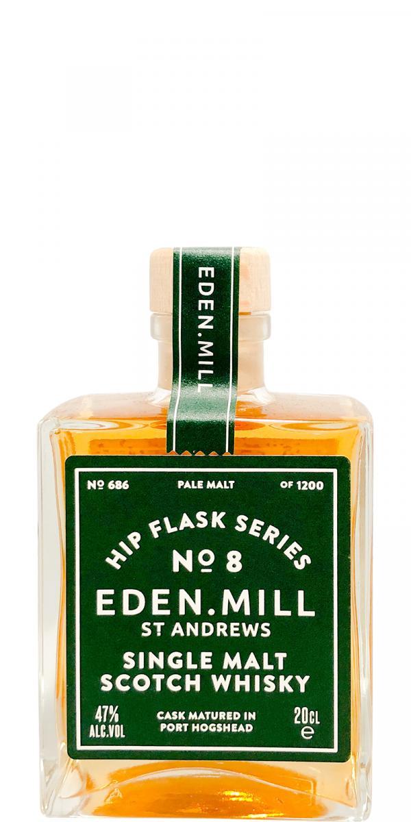 Eden Mill Hip Flask Series No. 8