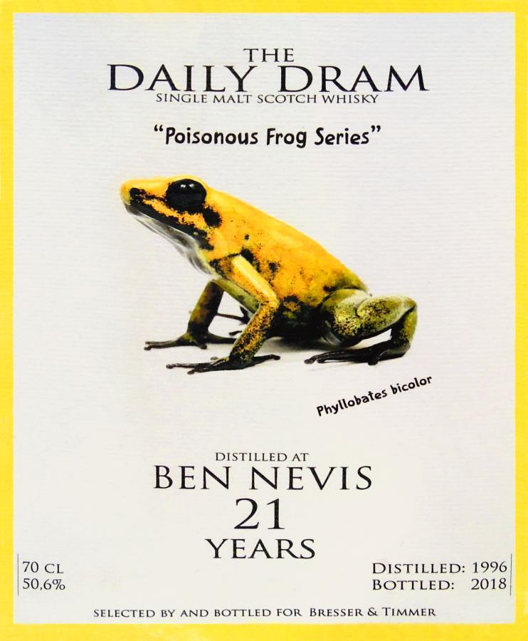 Ben Nevis 1996 TDD