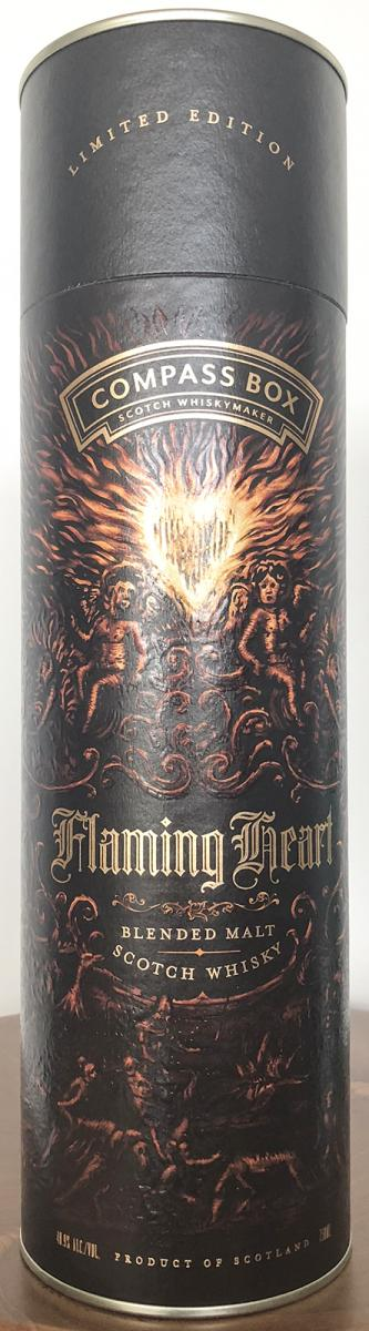 Flaming Heart 6th Edition CB