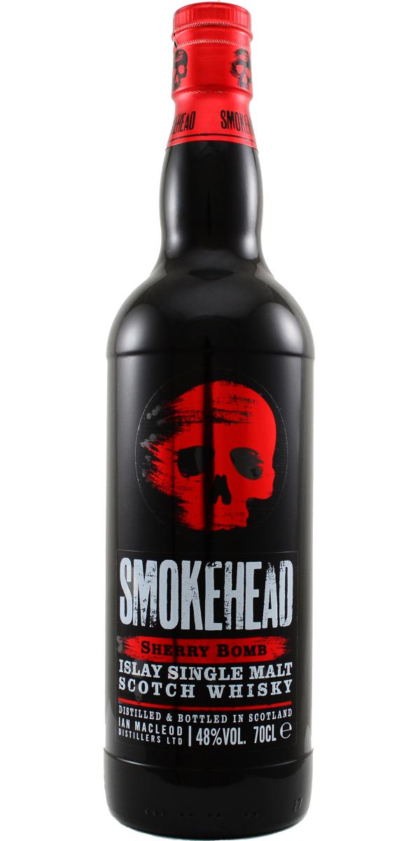 Smokehead Sherry Bomb IM