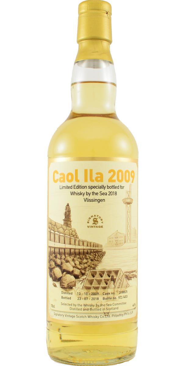 Caol Ila 2009 SV