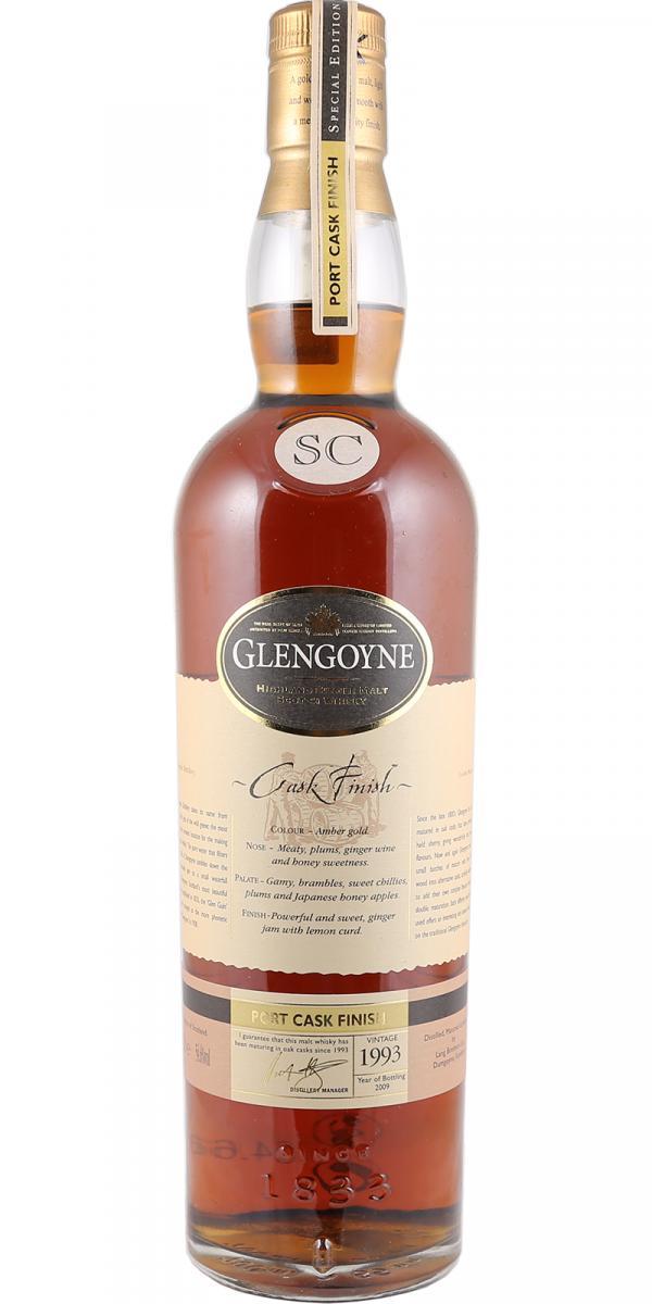 Glengoyne 1993