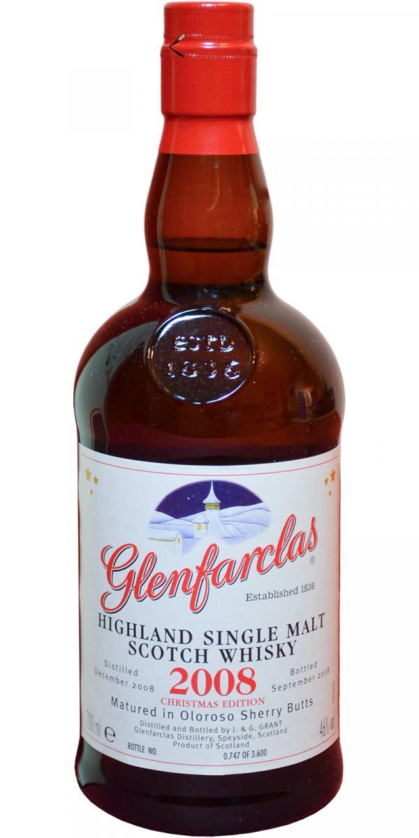 Glenfarclas 2008