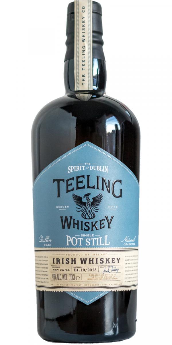 Teeling Single Pot Still