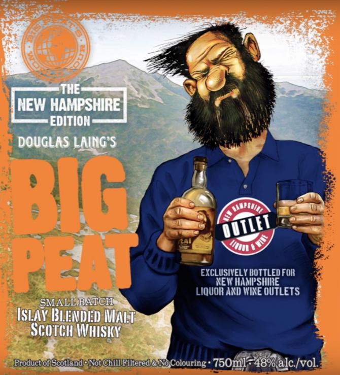 Big Peat The New Hampshire Edition DL